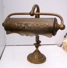 Brass Edwardian Antique Lamps