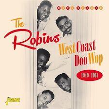 The Robins - West Coast Doo Wop 1949-61 [New CD] UK - Import