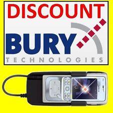 Bury soporte:Nokia N91 [THB Sistema 8 Toma & dí Kit para coche soporte NUEVO]