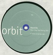 """Mark 'Oh Never stop that feeling 2001 (Hennes & Cold Rmx, 3 versions) [Maxi 12""""]"""