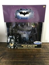 DC Movie Masters Multi-Pack BATMAN  JOKER New Toys r Us Exclusive Dark Knight