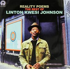 Linton Kwesi Johnson - Reality Poems [New CD] UK - Import