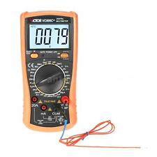 VICTOR VC890C+ True RMS Digital LCD Multimeter Voltage Current Diode Tester W8T4