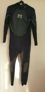 Body Glove Men's XL Full length ARC Wetsuit 3/2 Extra Large back zip