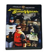 Legends Of The SuperHeroes DVD 1979 Adam West Burt Ward (MOD)