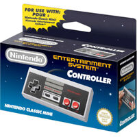 Official Nintendo NES Classic Edition Mini Controller GENUINE NEW AUTHENTIC