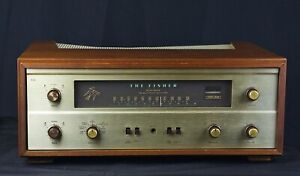 Fisher 400 Receiver  Low Reserve