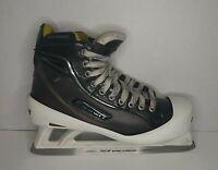 Bauer Supreme One100 Pro Goalie Skates Professional Ice Hockey US Shoe Size 9.5