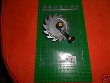 LEGO  (61403) Technic Disc 8 x 8 Saw Blade 7645 8963-7626-8113-8059 WITH SUPPORT