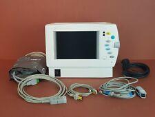 DATEX-OHMEDA S5 Luce + monitor paziente ECG, TEMP, SP02, TUBO PSNI + Polsino