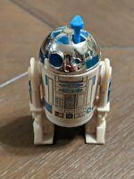 Vintage 1977 Kenner Star Wars Figure Lot R2-D2 Sensorscope Hong Kong Clicks
