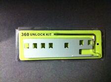 réparation Déverrouiller Ouverture système KIT OUTIL POUR XBOX 360 NEUF
