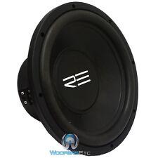 "RE AUDIO SR12D4 12"" 600 WATT CAR SUB WOOFER DVC 4 OHM BASS SUBWOOFER SPEAKER NEW"