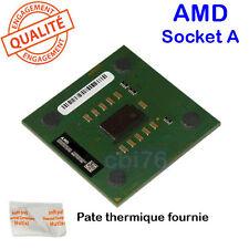 Processeur/CPU AMD Athlon XP 1800+ AX1800DMT3C pour carte mère socket A