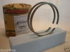 Piston Ring Set for SACHS 50S, 50/3 LKH, 50/6 GS, 49cc, 4/5-speed (38mm)