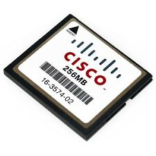 Genuine Cisco 256 MB CF Compact Flash Memory Card Cisco 1841 2801 2811 2821 2851