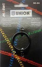UNION ALUMINIUM 6061 FORGED SEAT CLAMP 31.8MM BLACK ALLOY BRAND NEW SC-50
