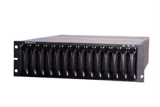 Dell EqualLogic PS100E 14x 250GB SATA Storage System Dual Controllers ISCSI SAN