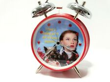 Wizard Of Oz Dorothy Alarm Clock Excellent Working Condition