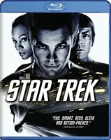 Star Trek - DVD -  Very Good - Leonard Nimoy,Bruce Greenwood,Eric Bana,Anton Yel