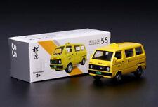 1/50 China Tianjin DAFA HUALI TJ110 van Taxi wagon model 3 colors