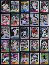 2020 Topps Series 2 1985 35th Anniversary Complete Your Set You U You Pick List