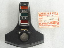 Kawasaki NOS NEW  25023-013 Indicator Light Lamp Cover KZ KZ400 1974-78
