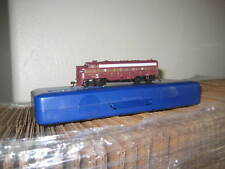 N SCALE MODEL POWER PENNSY ALL METAL FP7 LOCOMOTIVE DCC COMPATIBLE #87441