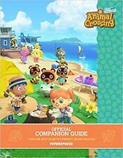 Animal Crossing: New Horizons Official Companion Guide PAPERBACK – 2020 by Fu...