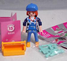 PLAYMOBIL 9333 Figures Girls Serie 13, Klempnerin Werkzeug Werkzeugkiste #8 NEU