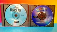 2 Game PC Lot - The Complete Ultima VII + Underworld Abyss + Labyrinth of Worlds