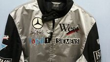 MERCEDES-BENZ f1 Jacket Coat Sean John FORMULA ONE RARE scarce Hugo Boss