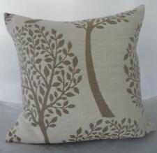 Top Quality Beige and Ivory Trees  Cushion Cover 45cm Home  Decor