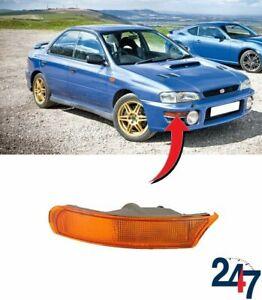 Fits Subaru Impreza GFC White LED /'Trade/' Wide Angle Side Light Beam Bulbs Pair