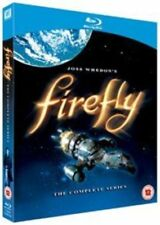Firefly The Complete Series 5039036048033 Blu-ray Region B