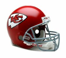 Kansas City Chiefs 1963-1973 Riddell Authentic ProLine Throwback Football Helmet