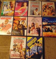 Lot of 10 COMEDY DVDs - Martin Lawrence  Sandra Bullock  Jessica Simpson +