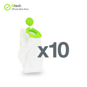 Gtech Pro Hygienic Vacuum Bags (x10) - genuine spare part direct from Gtech