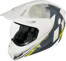 Icon Variant Pro ASCENSION Full-Face Helmet (White) SM (Small)