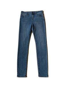 The 1964 Denim Company Blue Skinny Leg Stretch Jeans