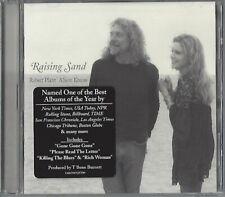 ROBERT PLANT & ALISON KRAUSS / RAISING SAND - US IMPORT * NEW CD 2007 * NEU *