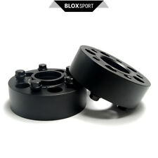 2 x 50mm for 2003 Mercedes benz CLK 500 Forged 6061T6 Alloy Wheel Spacer | 5x112