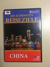 DVD Die schönsten Reiseziele. China. Das Land des Buddhas