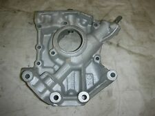 Corvair 60-61 OIL PUMP HOUSING machined for squirter for Dist/crank gear