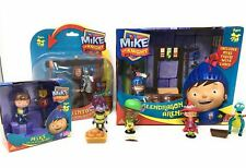 Massive MIKE THE KNIGHT Bundle of TOYS - 6 Figures, ARENA & Quintain - NEW