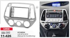 CARAV 11-426 2Din Marco Adaptador Kit de Radio para HYUNDAI i-20 2012-2014