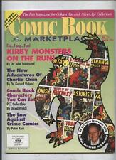 Comic Book Marketplace #21 Kirbys Monsters NM/Mint, New looking fanzine Magazine