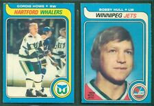 1979 80 OPC COMPLETE SET 1-396 (EX NEAR MINT) NO GRETZKY