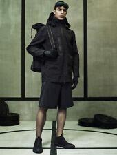 Alexander Wang x H&M HM Mens Black Taped Seam Windbreaker Jacket L Large
