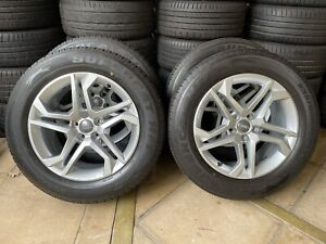 AUDI GENUINE FACTORY Q5 (2008-2021) Wheels and Tyres 99% 235/60R18 PCD 5x112 VW